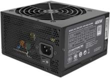 MasterWatt Lite 400 Strømforsyning (PSU) - 400 Watt - 120 mm - 80 Plus White sertifisert