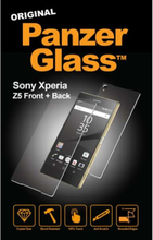 Sony Xperia Z5 Front + Back