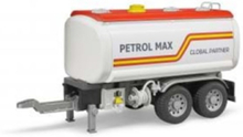Tank trailer for trucks
