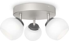 Balla Spots 3x4W - Nickel Spot Skinner