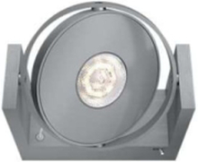 PARTICON single spot aluminium 1x4.5W Spot Skinner
