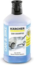 tillbehör Plug'n'Clean Car Shampoo 1L