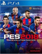 Pro Evolution Soccer 2018 - Sony PlayStation 4 - Sport