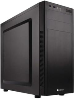 Carbide 100R Silent - Kabinett - Miditower - Svart