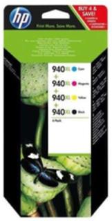 940XL - Value Pack (C2N93AE) - Blekkpatron Rød