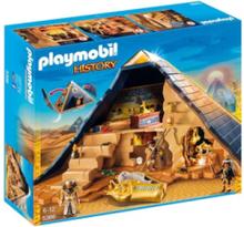 - History - Pharaoh's Pyramid - 5386