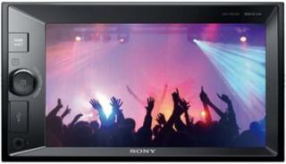XAV V631BT - Radio tuner LCD display