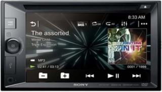XAV W651BT - Radio tuner LCD display