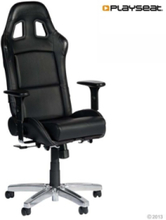 Office Seat - Black Krzes?o - Czarny - Skóra PU - Do 120 kg
