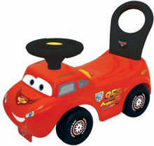 Cars McQueen Activity Ride One
