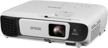 Projektor EB-U42 - 3LCD-projektor - bærbar - 802.11n wireless / Miracast - 1920 x 1200 - 3600 ANSI lumens