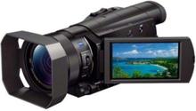 Handycam FDR-AX100 - videokamera - lagri