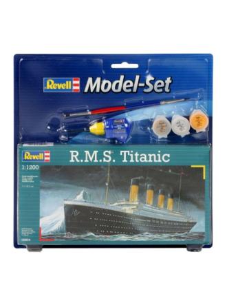 Model Kit-Titanic