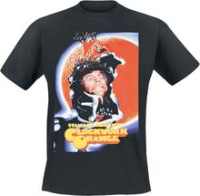 Clockwork Orange - Poster -T-skjorte - svart