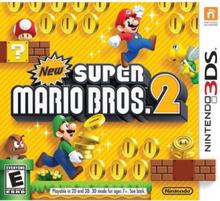 New Super Mario Bros. 2 - 3DS - Action