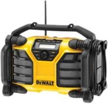 DAB Radio - DCR017 Powerbank - Zólty -