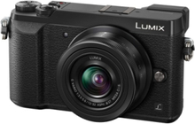 Lumix DMC-GX80 12-32mm - Black