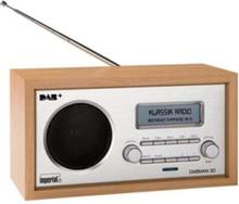 Bærbar radio DigitalBOX DABMAN 30 - DAB/DAB+/FM -