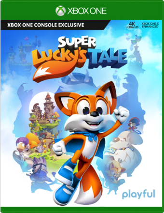 Super Lucky's Tale Xbox Onelle