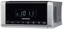 FM Radio CCD 5690 SPCD - klockradio - CD - FM - Stereo - Silver