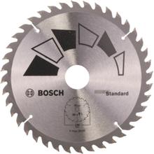 Sirkelsagblad STANDARD D= 190 mm, borediameter= 30 mm, T= 40