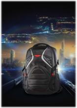 Strike Gaming Laptop Backpack 17.3