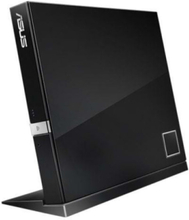 SBW-06D2X-U/BLK/G/AS - Bluray-BDRW (Brännare) - USB 2.0 - Svart