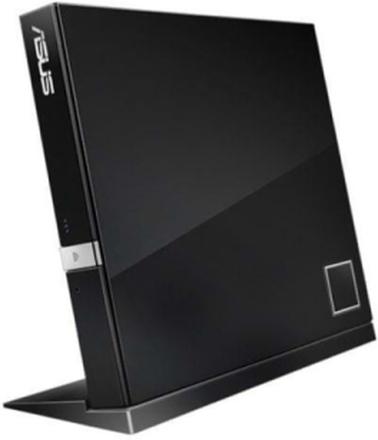 SBW-06D2X-U/BLK/G/AS - Bluray-BDRW (Brännare) - USB 2.0 - Svart