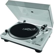 BD-1350 Platespiller - Sølv