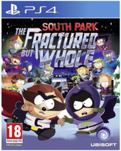 South Park - The Fractured But Whole - Sony PlayStation 4 - Przygodowy