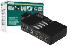 7.1 USB Sound Box DA-70800