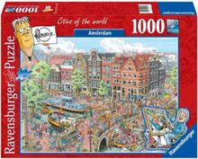 Fleroux: Amsterdam 1000pcs.