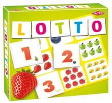 Frugter og tal Lotto