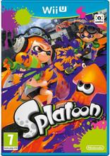 Splatoon - Wii U - Action