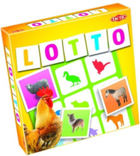 Bondegårdsdyr Lotto