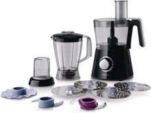 Foodprosessor Viva Collection HR7762 - køkkenmaskine - 750 W