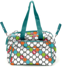 Diaper Bag - Dots