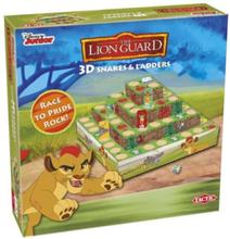 Løvernes Konge 3D Slanger & stiger
