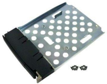 Black HD tray for 2.5 HDD