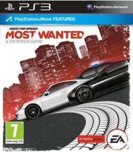 Need for Speed Most Wanted - Sony PlayStation 3 - Racing