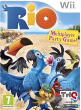 Rio - Nintendo Wii - Action/Adventure