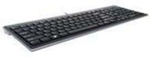 SlimType Keyboard keyboard - Tastatur - Fransk - Svart