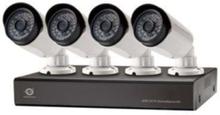 C4CHCCTVKITD - DVR + kamera/kameror