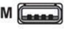 CAB-441 - USB-kabel