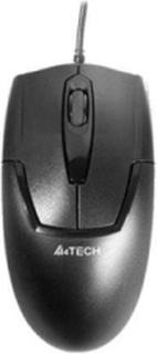 V-Track XGlide OP-540NU - mus - Mouse - Optic - 2 knappar - Svart