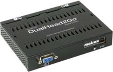 MGA P690 Dualhead2Go Digital - 1GB - Grafikkort