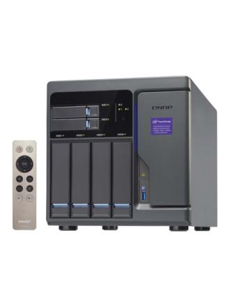 TVS-682 - NAS-server - 0 GB