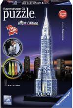 3D puzzle-Chrysler building Night Edi