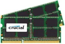 - DDR3L - 16 GB : 2 x 8 GB - SO DIMM 204