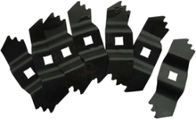 Scarifier blade set